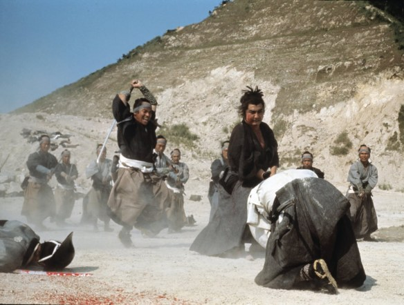 LONE WOLF AND CUB8