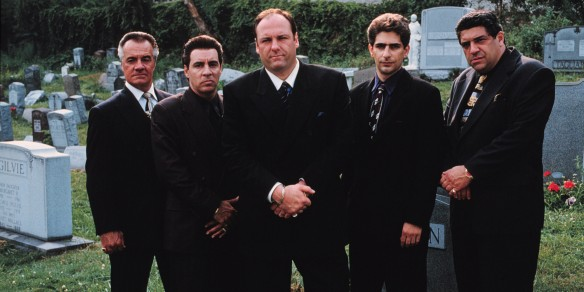 Exploring The Life Of A Modern Day Mob Boss The Exclusive New Series The Sopranos Combin