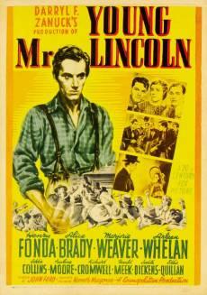 A mocidade de Lincoln (1939)
